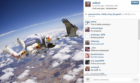 neuromarketing social Red Bull