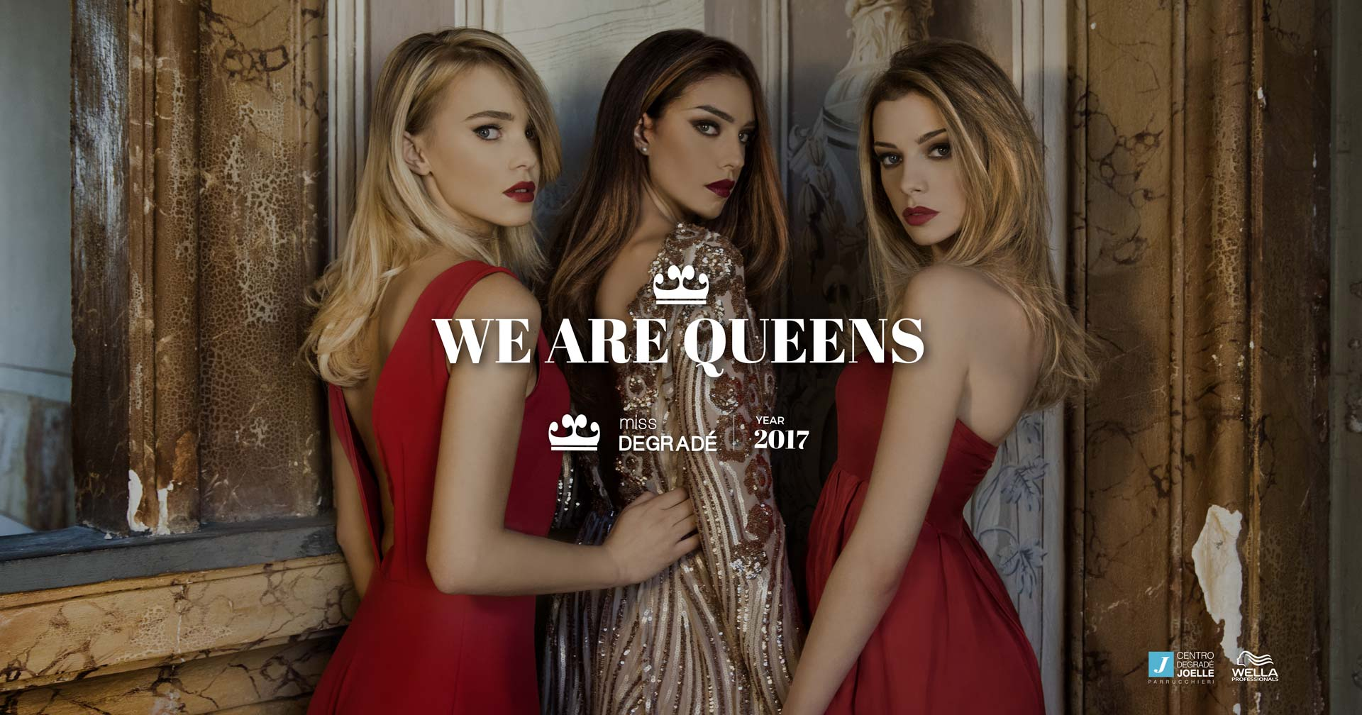 Centro Degradé Joelle sceglie 9 Bureau per la campagna Miss Degradé 2017