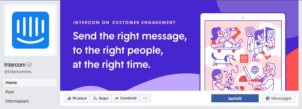 immagine copertina Facebook: Ottimizzare i link e inserirli nel testo