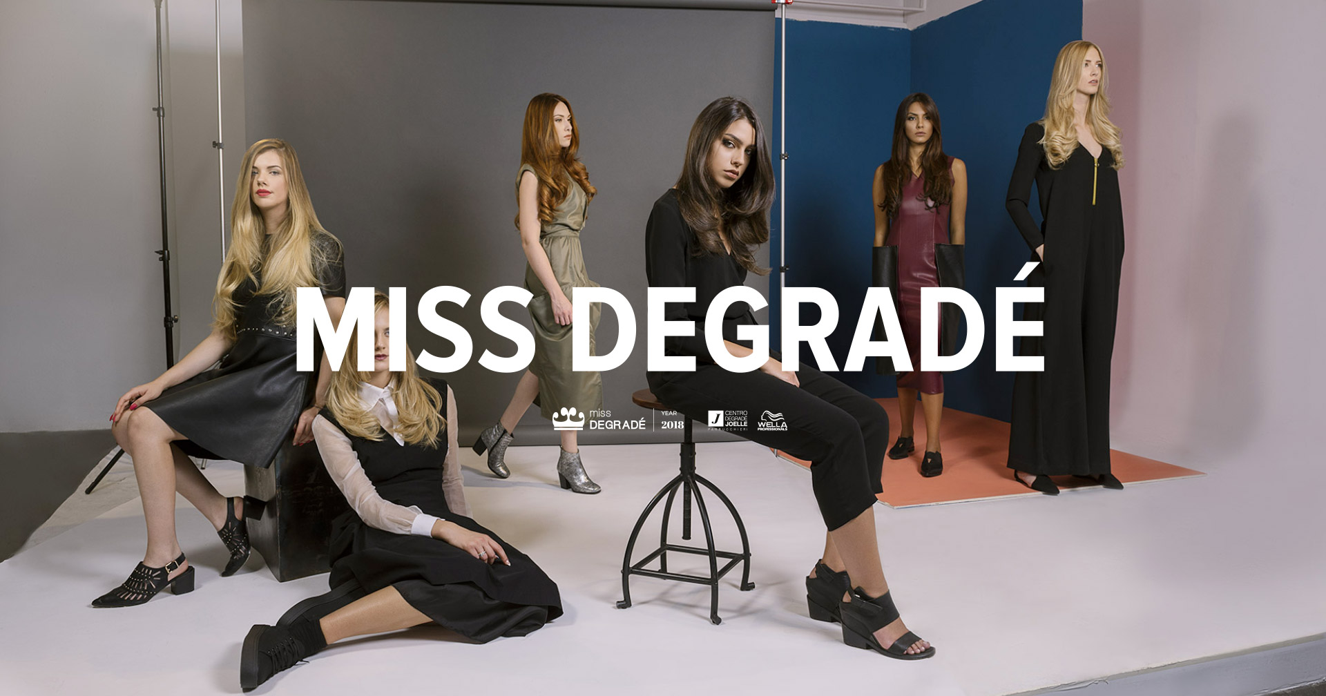 Nuova campagna e nuovo look per il sito web Miss Degradé 2018